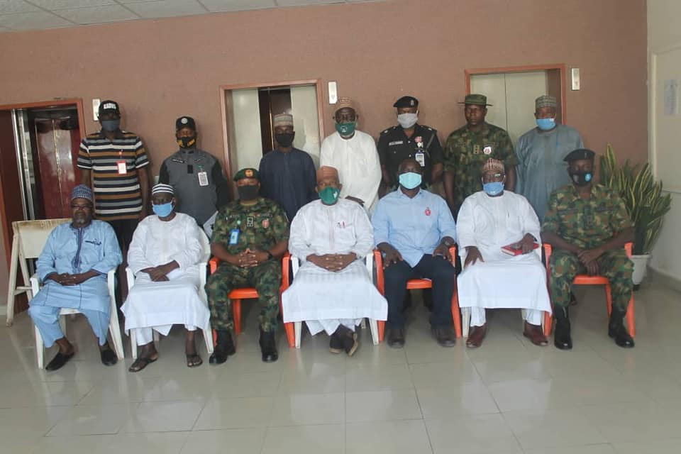 Kaduna Commissioner for Internal Security visits ABU