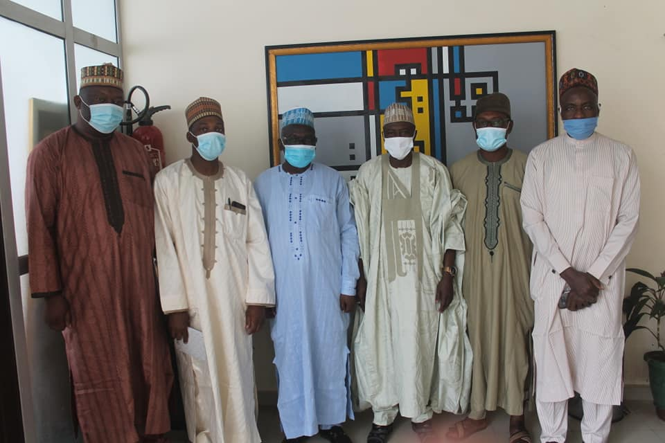 Towards establishment of National Research Foundation, TETFund research team visits ABU
