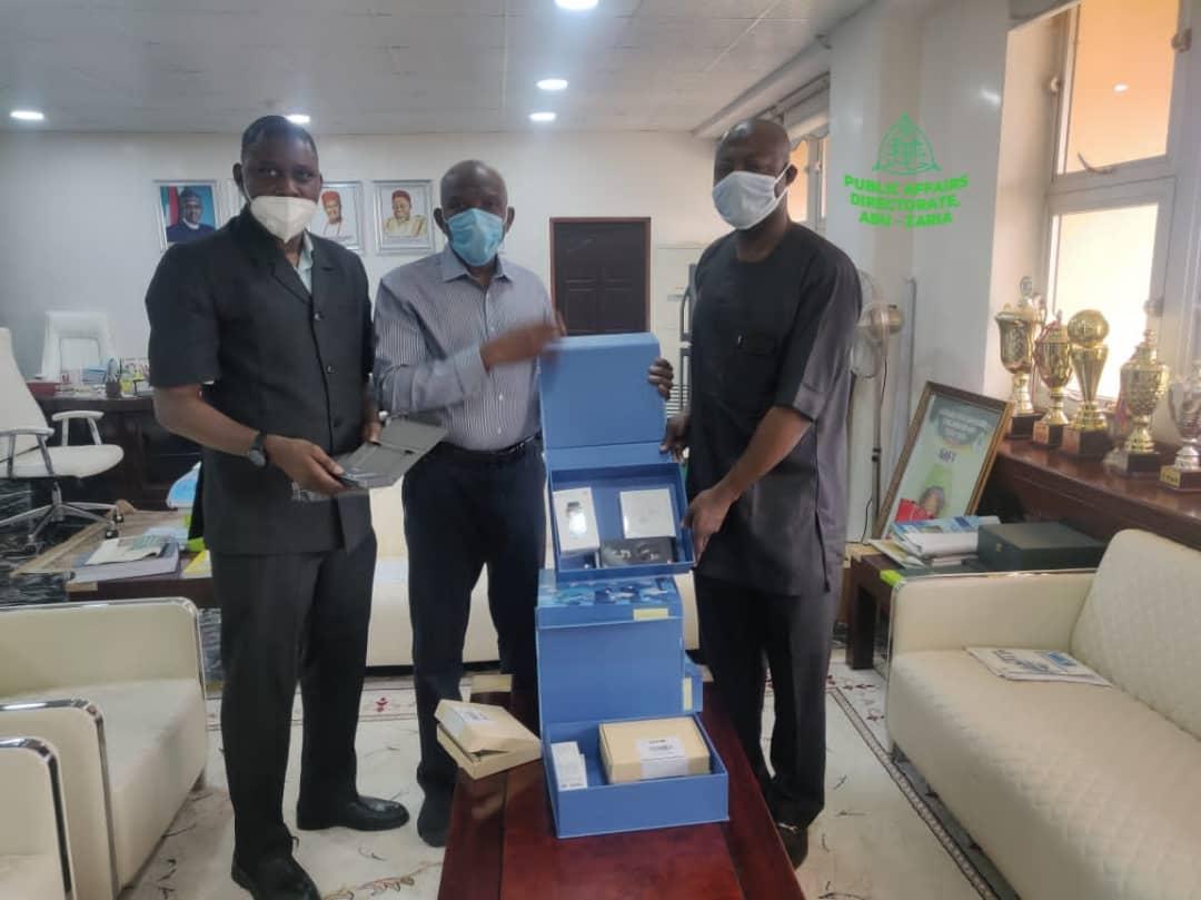 UNESCO, IAEA donate teaching equipment to ABU