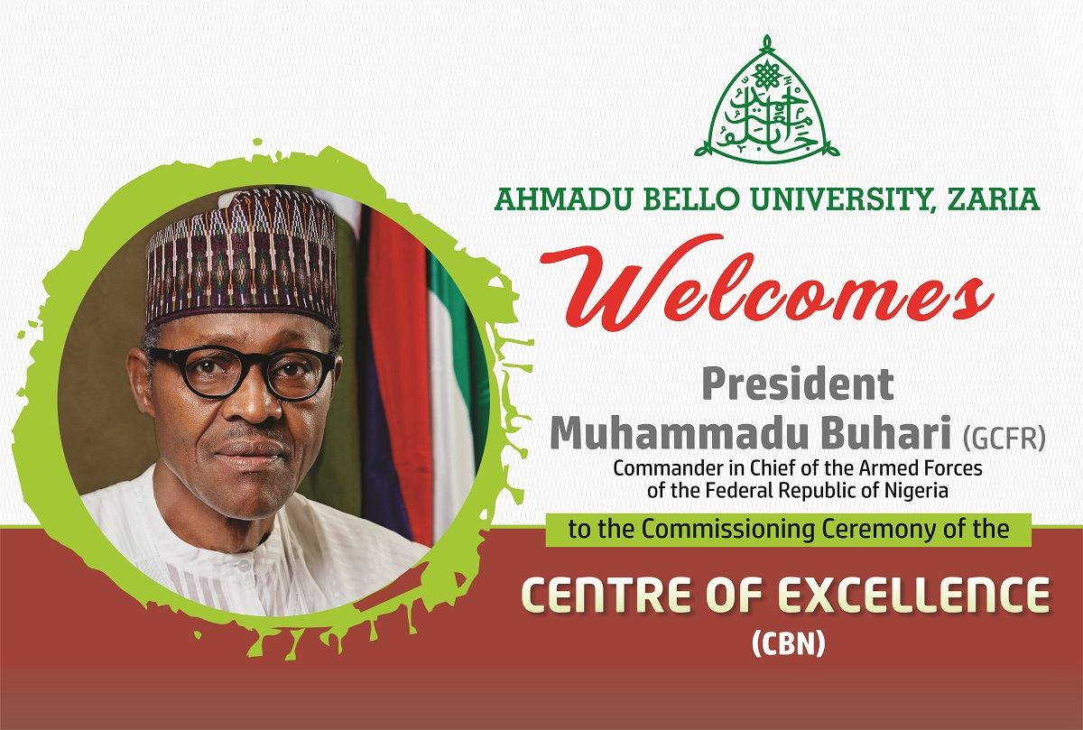 President Muhammadu Buhari commissions CBN Centre of